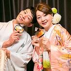 ホテルモントレ横浜:いつもふたりのことを気遣ってくれたスタッフに感謝でいっぱい。幸せな一日を一緒に作り上げることができた