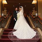 帝国ホテル 東京:伝統と格式のある上質なホテルで、ゲストをおもてなし。風格漂う会場や美味しい料理などに心惹かれた