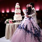 帝国ホテル 東京:真っ暗な会場で炎が噴き出すフランベショー、品格のあるデザイナーズドレス、サプライズ映像でも全員を魅了