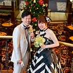 ホテル東日本宇都宮:会場コーディネートや演出、衣裳など、様々な要望にスタッフが対応。ホテルならではの丁寧な接客にも安心感
