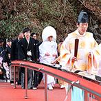 ホテル東日本宇都宮:世界遺産としても有名な神社での神前式を熱望。披露宴はゲストがゆったり寛げるホテルで叶えることに決めた