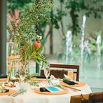 UTSUNOMIYA MONOLITH(宇都宮モノリス):光と水、緑がきらめく、大人シンプルな空間にひとめぼれ。駅からの送迎や美味しい料理にも魅了された