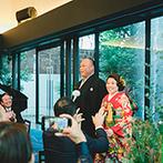 UTSUNOMIYA MONOLITH(宇都宮モノリス):一人ひとりの好みや雰囲気を察知し、衣裳や髪型を的確にコーディネート。ゲストへの細やかな配慮にも安心