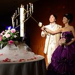 ホテル グランドアーク半蔵門:美味しいホテルの料理に、ゲストも自然と笑顔に。ゲストと触れ合える、キャンドルサービスやサプライズも