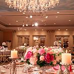 ウェスティンホテル東京:頼もしいプランナーや親身なスタッフに囲まれ、最高の結婚式を叶えられた。すてきな心遣いに感激!