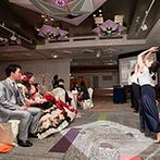 コートヤード・マリオット 銀座東武ホテル:大勢のゲストを手厚くもてなすことができる好立地のホテル。ふたりに寄り添ってくれるスタッフの対応が魅力