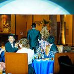 アイランドヒルズ迎賓館:サプライズ演出に会場は大ウケ!遊び心たっぷりのドレスの色当てクイズで、ゲストにドキドキをプレゼント