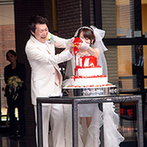 アイランドヒルズ迎賓館:ふたりの希望を全て叶え、理想の結婚式へ導いてくれたプランナー。親身な対応で当日まで心強くサポート