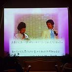 フェアブルーム水戸アメイジングステージ:ソファ席の高砂で、大切なゲストとの写真をたくさん撮影!兄への感謝を映像&手紙で表すことができた