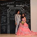 ホテルクリスタルパレス:思い通りの結婚式を叶えるコツは、ふたりのパーソナリティを知ってもらうこと。プランナーとたくさん会話を