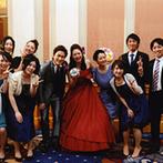 名古屋マリオットアソシアホテル:安心感のあるサポートが魅力のプランナーは提案力も抜群!ホテルの上質なおもてなしがゲストに喜ばれた