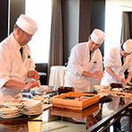 名古屋マリオットアソシアホテル:世界的に名高いブランドホテルで、ハイクラスな結婚式。とびきり美味しい料理&演出で喜ばれるおもてなし