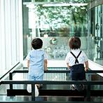 ザ・ヒルサイド神戸:ハイセンスな隠れ家で大切なゲストと過ごす貸切ウエディング。スタッフたちの親身な対応にも大きな信頼感!