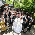 SHOZAN RESORT KYOTO(しょうざんリゾート京都):広大な敷地内にある3つの邸宅から選んだのは、和の美が薫る邸宅。1日2組だけで貸切にできるのも決め手に
