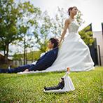 ヴァンレーヴ大分フォレストテラス:多くの結婚式に参列してきた新婦が、感動したおもてなし!心癒される対応と、料理のおいしさが決め手に