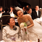ホテルアークリッシュ豊橋:アクセス良好のホテルでオリジナルの結婚式をすることに。料理やドリンクにもこだわれる自由度の高さに魅了