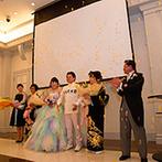 華王殿:プランナーの力を借りて、オンリーワンの一日に!結婚式を通して、大切な人に日頃の感謝を伝えよう