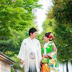 ホテル メルパルクSENDAI:家族や友人との絆を深め、感謝を伝える結婚式。プランナーとこまめな打ち合わせを重ねて、理想の一日を