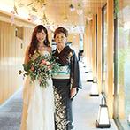 エルム ガーデン:「こんな結婚式にしたい」というイメージを最後まで大切に。まずテーマカラーを決めてからアイテムの準備を