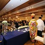 スギノイ ホテル&リゾート(SUGINOI Hotel&Resort):別府湾を一望できるチャペルにひと目惚れ!自信を持っておもてなしできる、上質なホテルの会場&美食も魅力