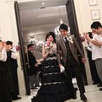 アーヴェリール迎賓館 岡山:こだわりを理解してくれたプランナーだからこそ叶った理想の結婚式。スタッフの温かな祝福に思わず感激!
