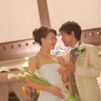 箱根の森高原教会・ホテルグリーンプラザ箱根:ふたりを支えてくれた親身なプランナーのおかげで、大満足の1日に。ゲストへの配慮にも感謝でいっぱい