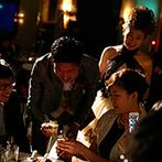 アニバーサリークラブ フラワーガーデン:感謝の気持ちをたっぷり込めた演出&プレゼント!ゲスト参加型のキャンドルリレーで一体感ある雰囲気に
