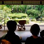 桜鶴苑(おうかくえん):1日1組の貸切も可能な歴史深い大正邸宅。情緒豊かな日本庭園の景色やスタッフの細やかな気配りが魅力