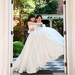 Wedding of Legend GLASTONIA(グラストニア):こだわり派は早めに情報収集して打ち合わせに臨もう。ゲスト満足度を高めることも忘れずに準備を進めて