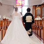 防府グランドホテル:笑顔が印象的なスタッフに理想の結婚式が叶うと確信!遠方ゲストが多いふたりにぴったりの設備&サービス