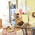 防府グランドホテル:モノ作りが大好きな新婦の感性を表現!岩国レンコンの装飾やフグを使った料理など、山口愛を感じる披露宴