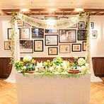 Le Timbre(ル・タンブル) BEST WESTERN Hotel Nagoya内:テーマにちなんだ会場コーディネートや演出、料理がゲストに大好評!笑顔溢れる温かなパーティとなった