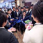 ホテル メルパルクOKAYAMA:ゲストにも楽しんで過ごしてもらえる参加型の演出はおすすめ!衣裳選びは早めの行動が成功のカギ
