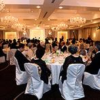 ANAクラウンプラザホテルグランコート名古屋:金山駅に直結し、名古屋市内やセントレア空港からも便利なホテル。ゲスト自身が選ぶコース料理にも期待大!