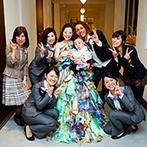 ノートルダム広島 Notre Dame HIROSHIMA:提案力抜群のプランナーがふたりの結婚式を徹底サポート。ドレスのサイズ調整や靴のプレゼントも嬉しかった