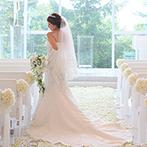ヒルサイドクラブ迎賓館 札幌:プライベート感満載の白亜の貸切邸宅で、ゲストと特別な一日を。結婚式に対するスタッフの姿勢も決め手に