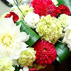 ホテル東日本盛岡:和の趣を大切にした結婚式。昔ながらのお嫁入り、「長持唄」を選曲した入場シーンが、年配ゲストにも好評
