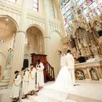 ノートルダム マリノア Notre Dame MARINOA:海のそばに佇む大聖堂を知って早速見学へ。持込みなど希望を受け入れてくれる自由度の高さに惹かれて決定!