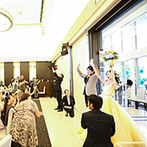 ノートルダム マリノア Notre Dame MARINOA:結婚式の後も気軽に行けて、幸せが深まる会場はおすすめ。自分たちらしいスタイルで最高のおもてなしを