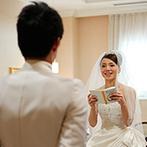 アーフェリーク迎賓館 熊本:専属プランナーのおかげで、結婚式は感動の連続!たくさんのサプライズで、ふたりの幸せな気持ちがアップ
