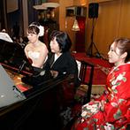 ホテルオークラ福岡:両家の両親にも、スポットライトを当てるシーンが。溢れる「ありがとう」の思いをこめた演出の数々