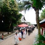 ANA ホリデイ・イン リゾート 宮崎:海と空に抱かれたロケーションが素敵!スタッフの親身な対応や、遠方ゲストをおもてなしできる設備も決め手