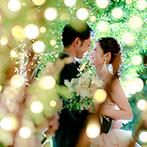 アニヴェルセル 江坂:譲れない条件を軸に会場を絞り、親身なスタッフとも巡り会えた結婚式。SNSもフル活用してイメージ作りを