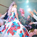 The New Hotel Kumamoto(ザ・ニューホテル熊本):友人や同僚、ダンススクールの生徒も巻き込んだフラッシュモブ。サプライズ演出も、おもてなしも感動が満載