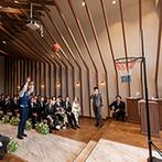 アーククラブ迎賓館 新潟:目指すのは「脱ありきたり」な結婚式。決め手は、一顧客一担当で全面サポートしてくれる専属プランナー