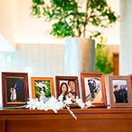 AMANDAN VILLA(アマンダンヴィラ):結婚式のしきたりなども丁寧に教えてくれたプランナー。プロ揃いの会場で、参列経験の少ないふたりも安心