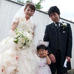 和多屋別荘 THE COTTON CLUB:総勢125名を招待しての結婚式。新米家族のお披露目を兼ねた、カジュアルな結婚式をイメージしていた