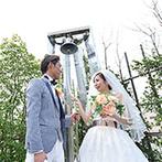 Geo World VIP(ジオ・ワールド ビップ):結婚式は、ふたりのために大切な人たちが集う特別な日。ゲストに感謝を伝える時間をしっかり確保して