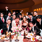 ハミングプラザVIP新潟:コミュニケーションをとる時間は、多めにとっておいて正解。演出にも「ゲストとの触れ合い」を意識して