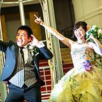ハミングプラザVIP新潟:一生に一度の結婚式では、想定以上に緊張することも。リハーサルになるべく時間をかけられるよう相談して